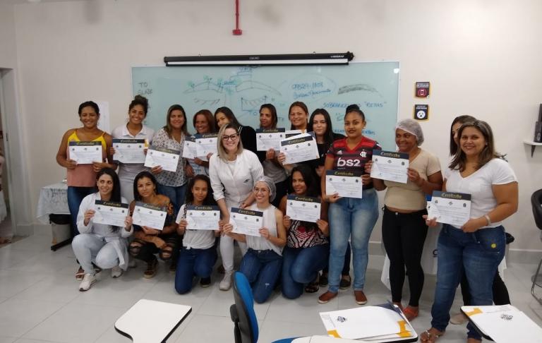 Curso de Capacitação em Designer de Sobrancelhas e Aplicação de Henna (09 e 10/11/2019)